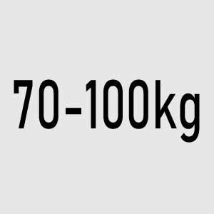 70-100kg